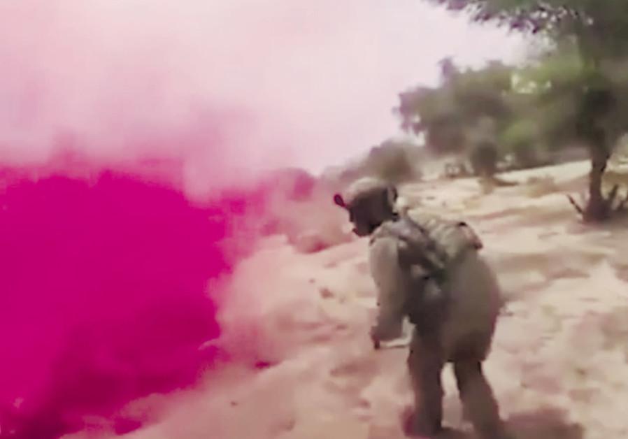 Jihadi video sheds light on ISIS ambush on U.S. troops in Niger