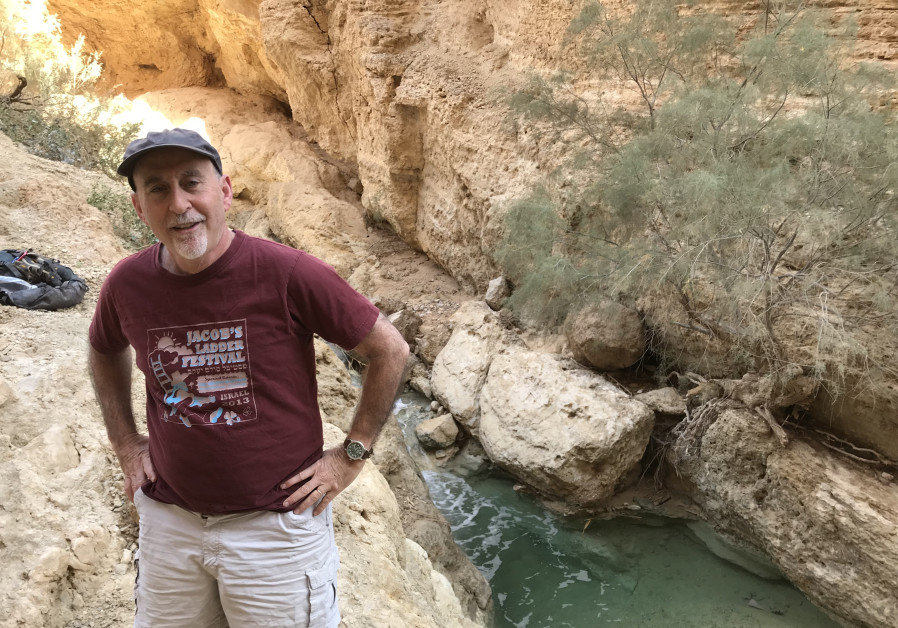 Academics file class action suit for pollution of Negev's Bokek stream