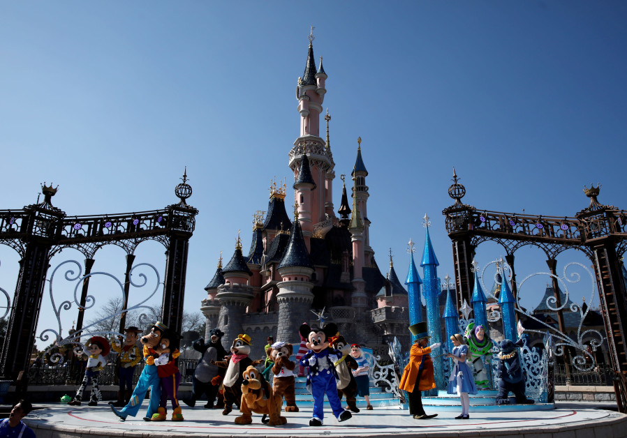 Is a Disneyland theme park coming to Israel?