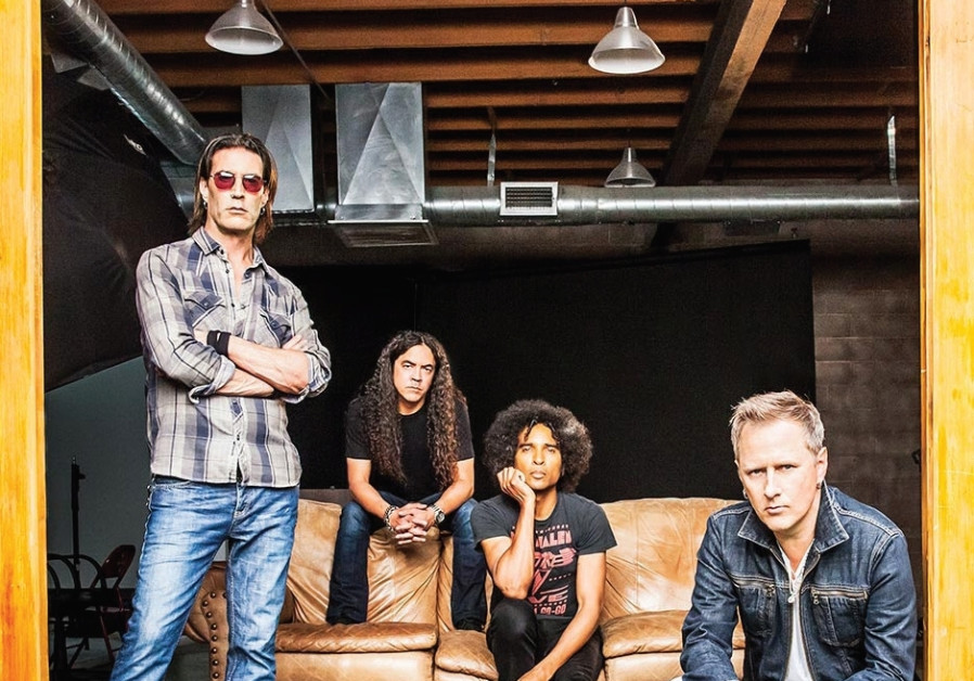 Alice in Chains to make Israel debut in Caesarea