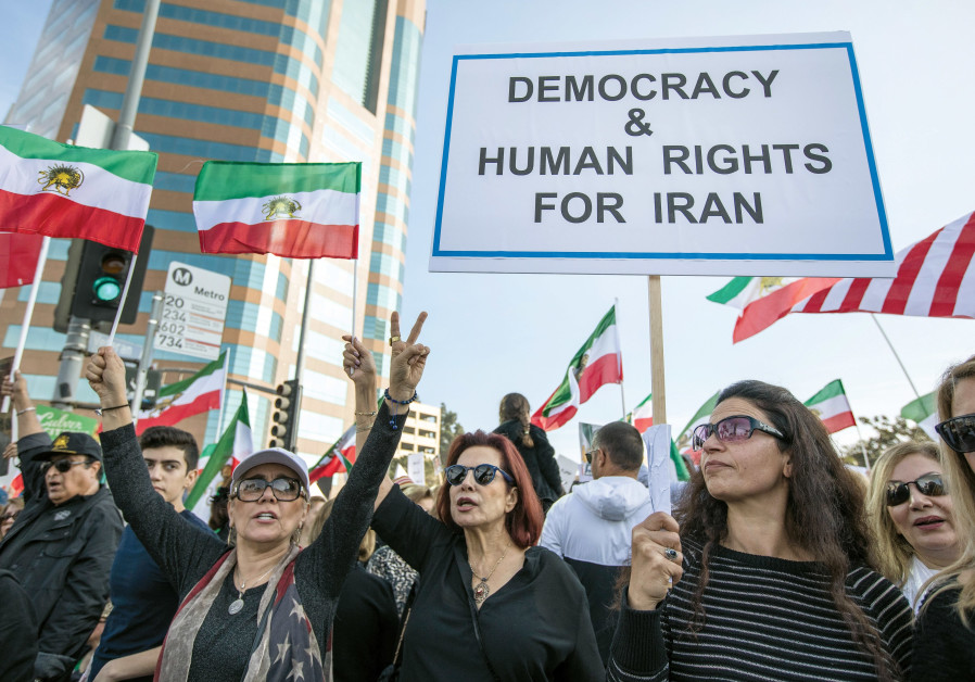 Strikes break the Iranian regime