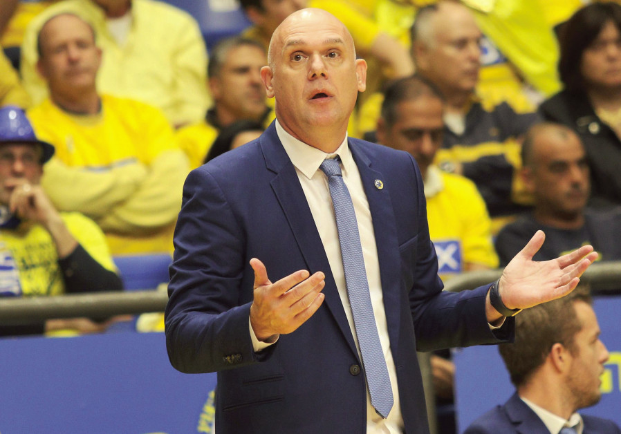 Maccabi Tel Aviv coach Neven Spahija will need to find answers for his team's recent struggles soon