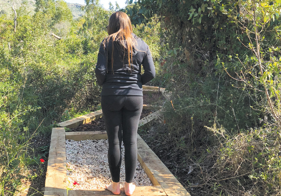 Hiking in the Carmel