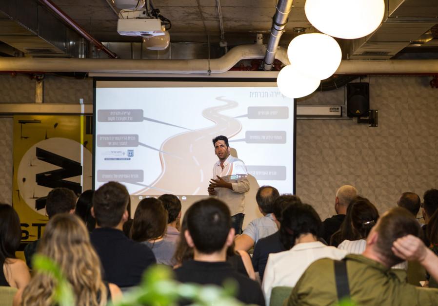 Israeli NGO Nahshonim hooking up Start-Up Nation to social impact