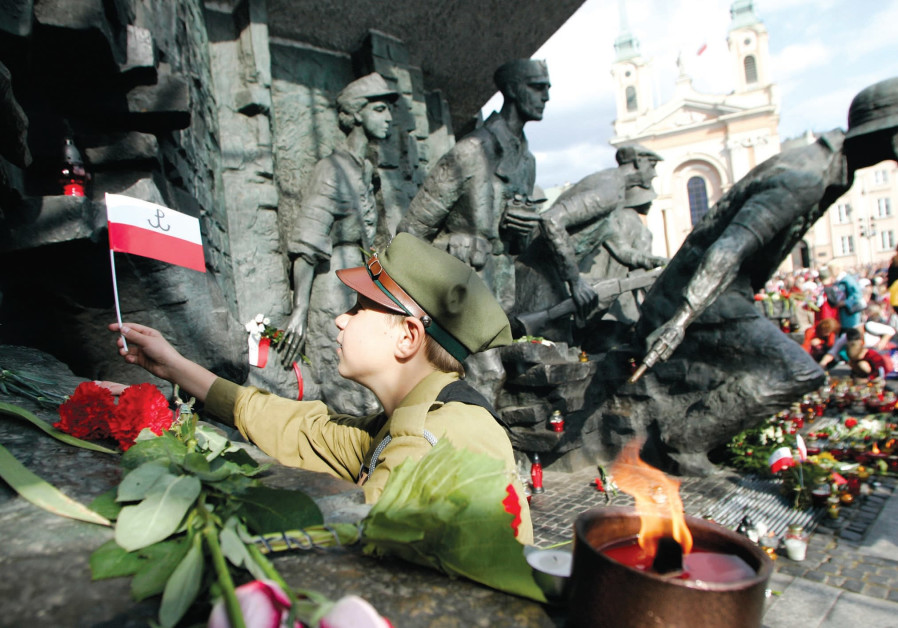 Holocaust remembrance law puts Poland on the wrong side of global Left