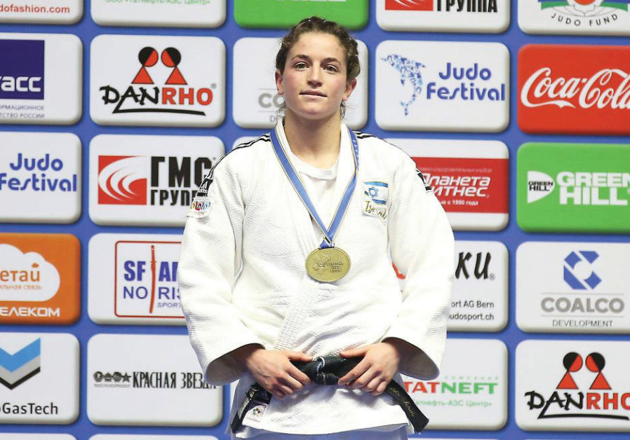Blue-and-white judokas medal in Morocco