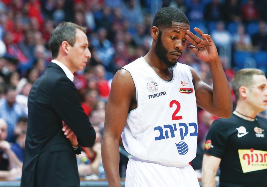 Katash, Hapoel Jerusalem travel to Maccabi Tel Aviv