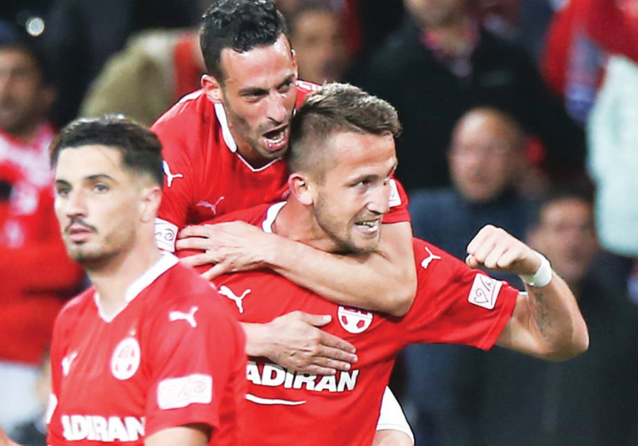 Beersheba opens up 4-point lead at the top