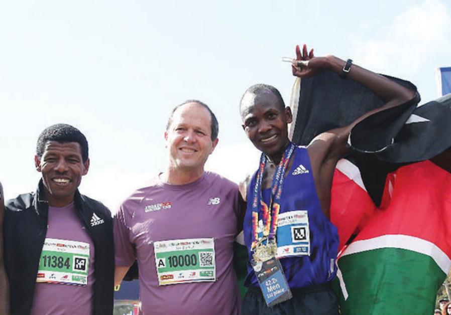Kenyans once again dominate Jerusalem Marathon