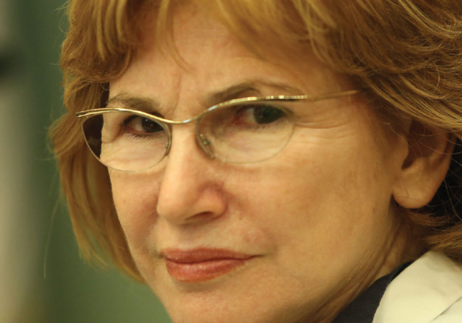 Yael German, the former mayor of Herzliya, now serves as a member of Knesset for Yesh Atid