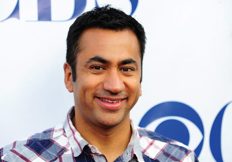 Why is Kal Penn so angry?