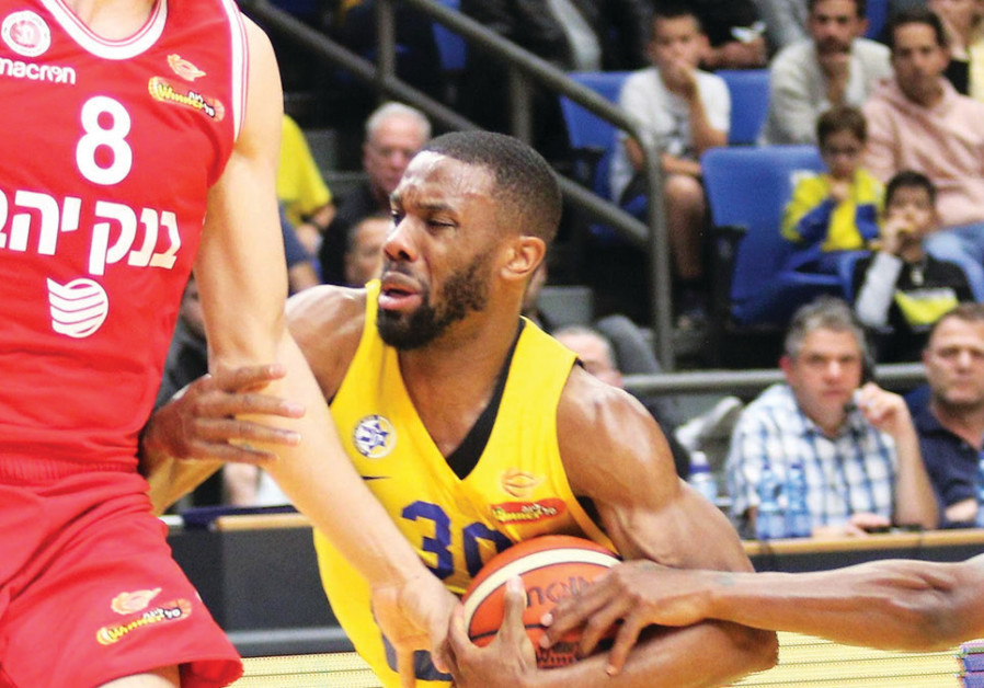 Maccabi TA stages 4th-quarter rally to overcome Hapoel Jerusalem