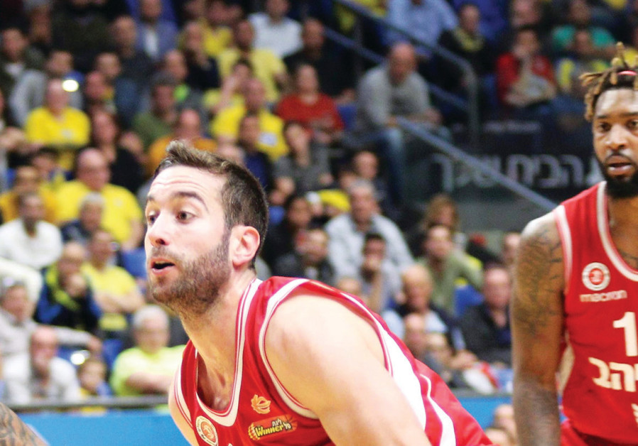 Hapoel Jerusalem guard Yogev Ohayon won't play again this season after injuring his wrist