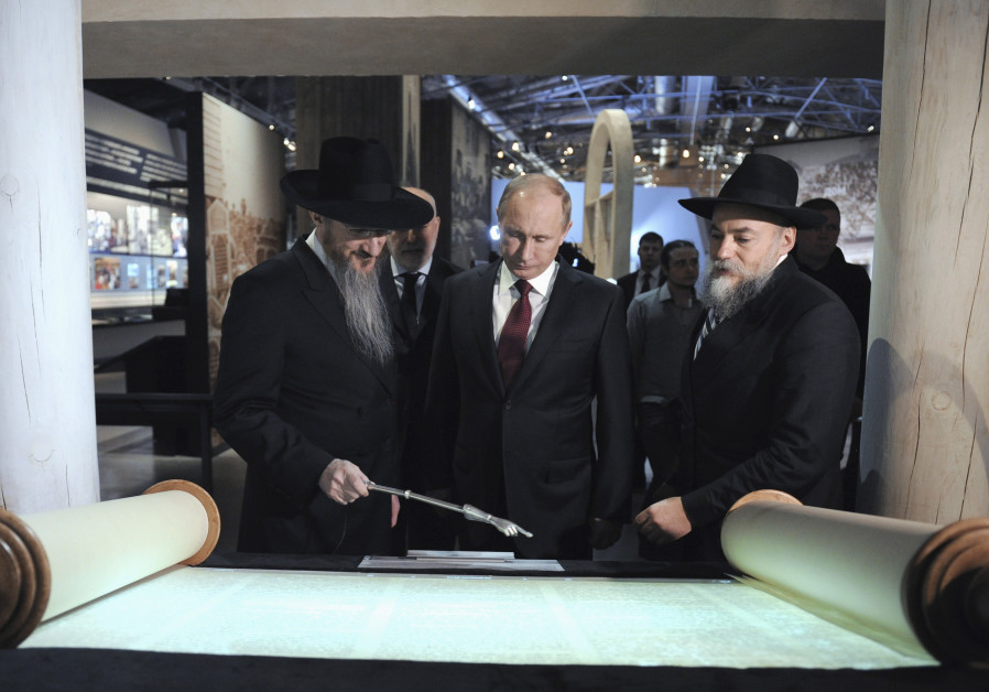 Why some Jews in Russia don't think Putin's comment was antisemitic