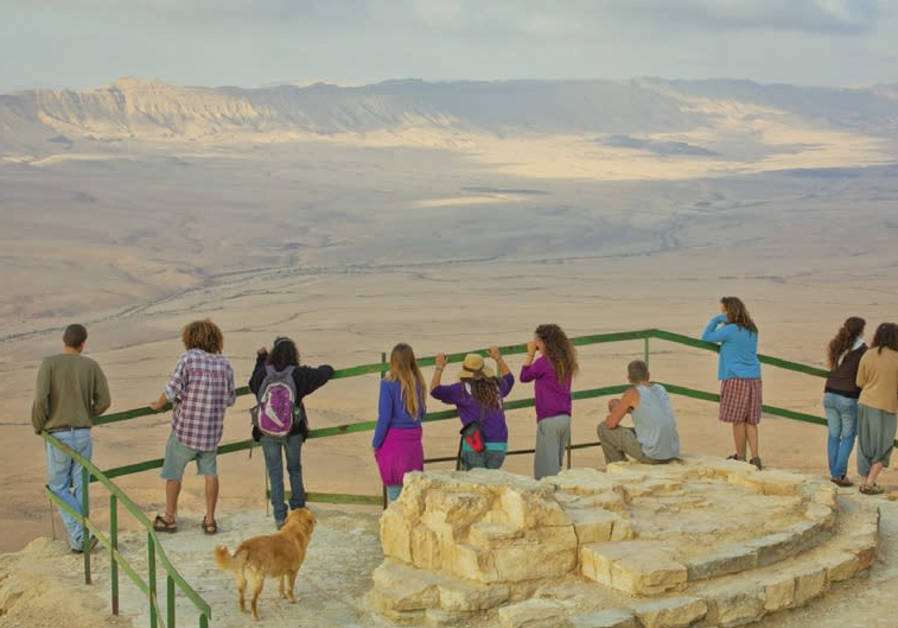 PopUpOasis campaign aims to drum up European tourism in Negev