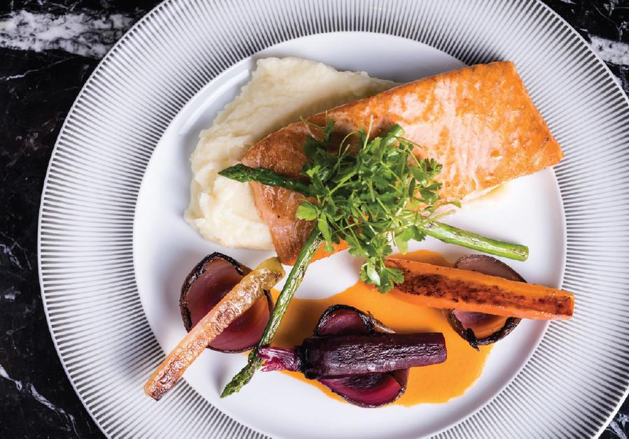 A dish at Café 65