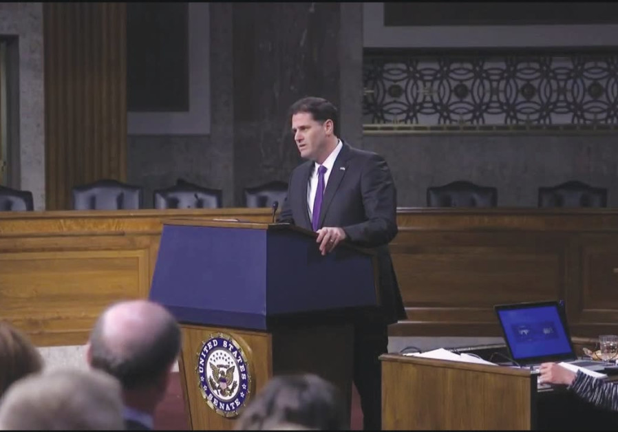 Dermer: Trump's Jerusalem move is 'shock therapy' for Palestinians
