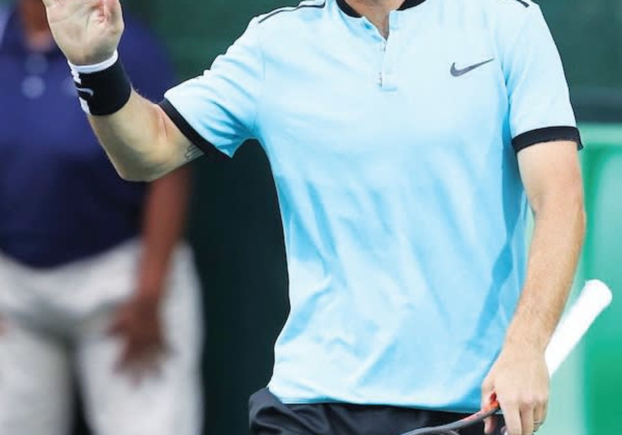 Sela sent packing by Baghdatis in 3rd round at Indian Wells