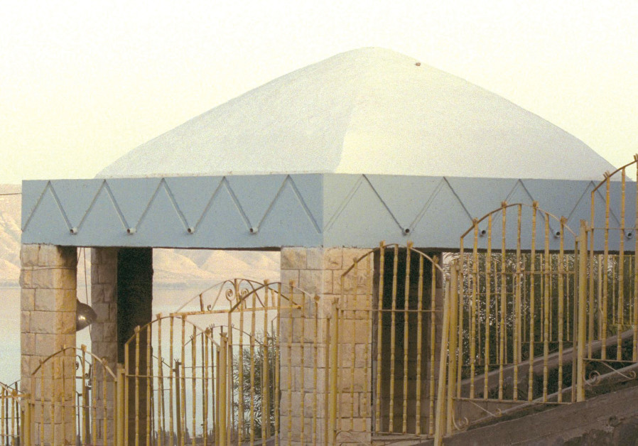 THE TOMB of Rabbi Akiva in Tiberias is a popular pilgrimage site