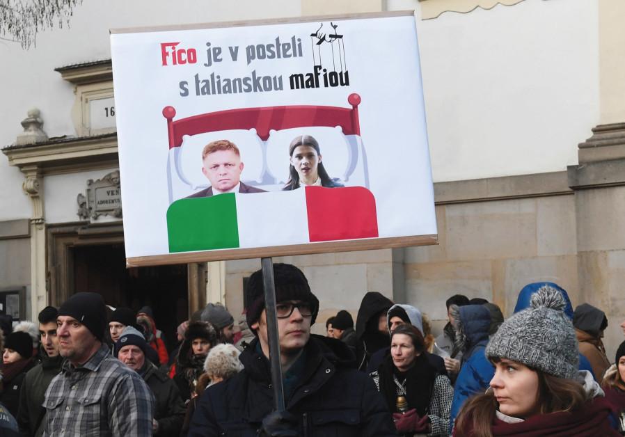 Slovakia at a crossroad: Rule of law or rule of mafia?