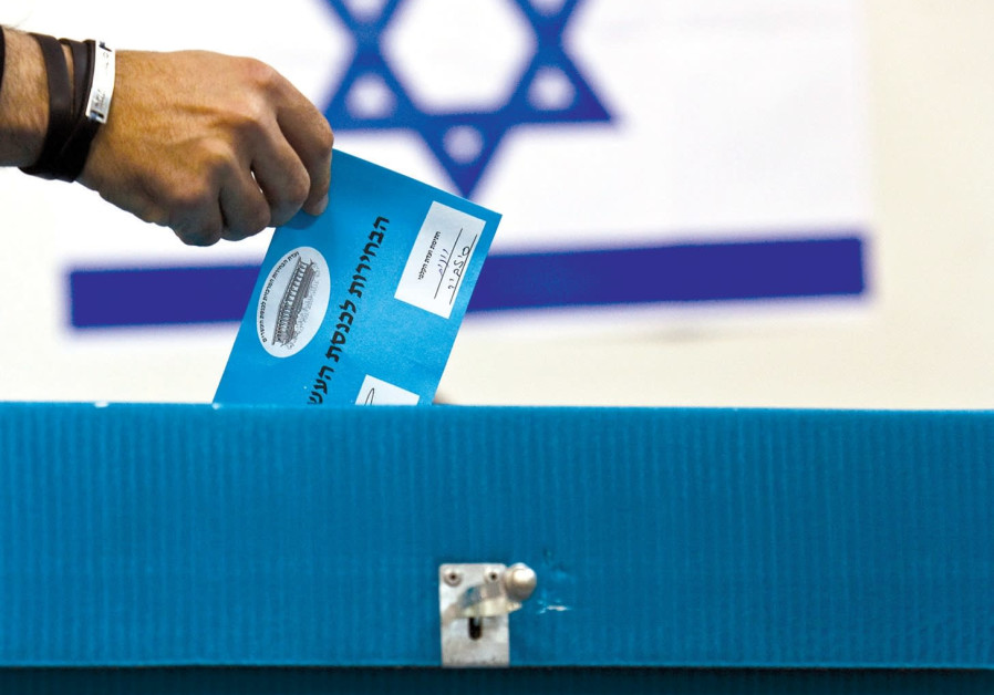 Did Israel ban Arabs and Haredis from working at polling stations?