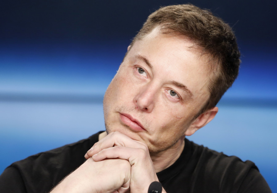 Billionaire Elon Musk visits Israel to scour tech, party in Jerusalem, hike Masada