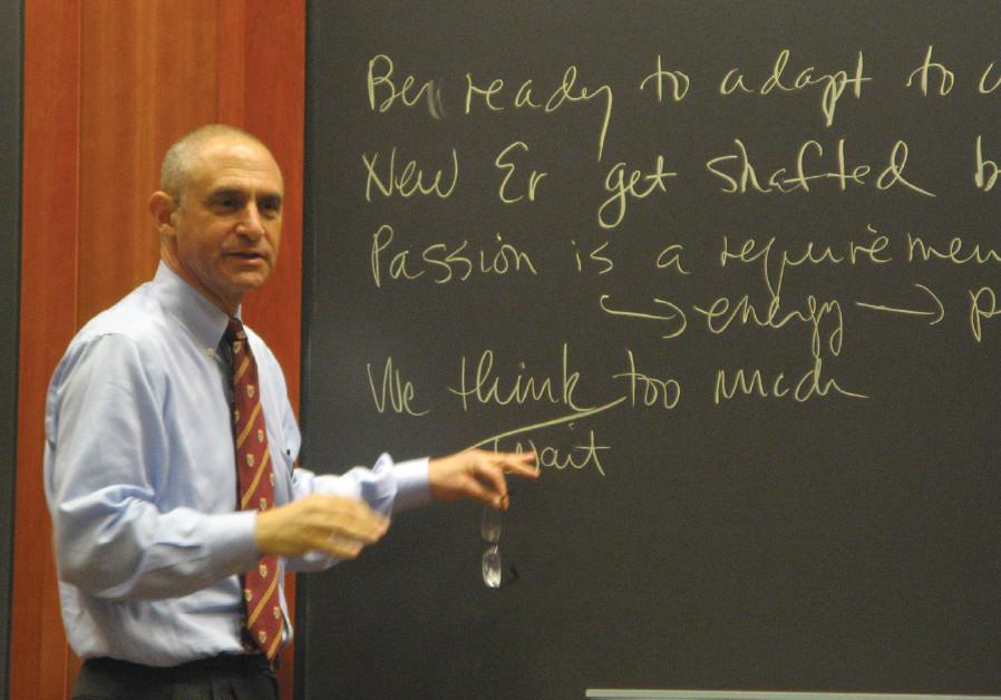 Prof. Daniel Eisenberg