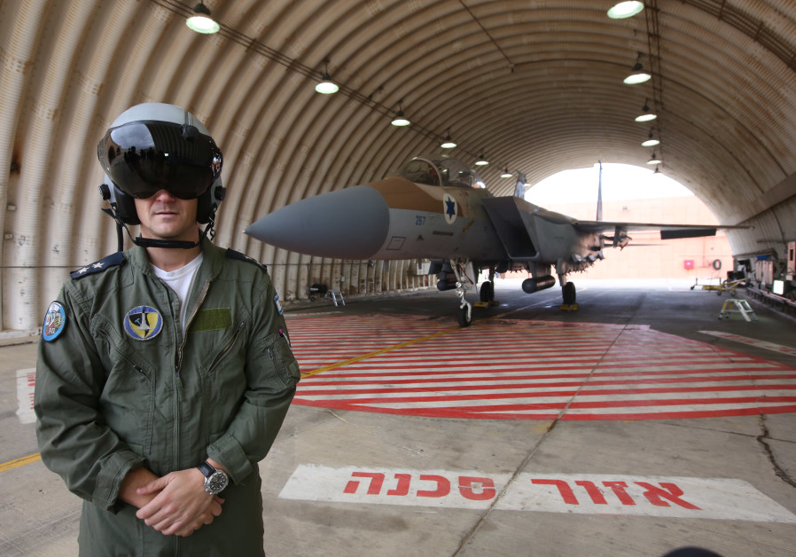 Colonel A., pilot in the 2007 IAF bombing of a Syrian nuclear reactor site