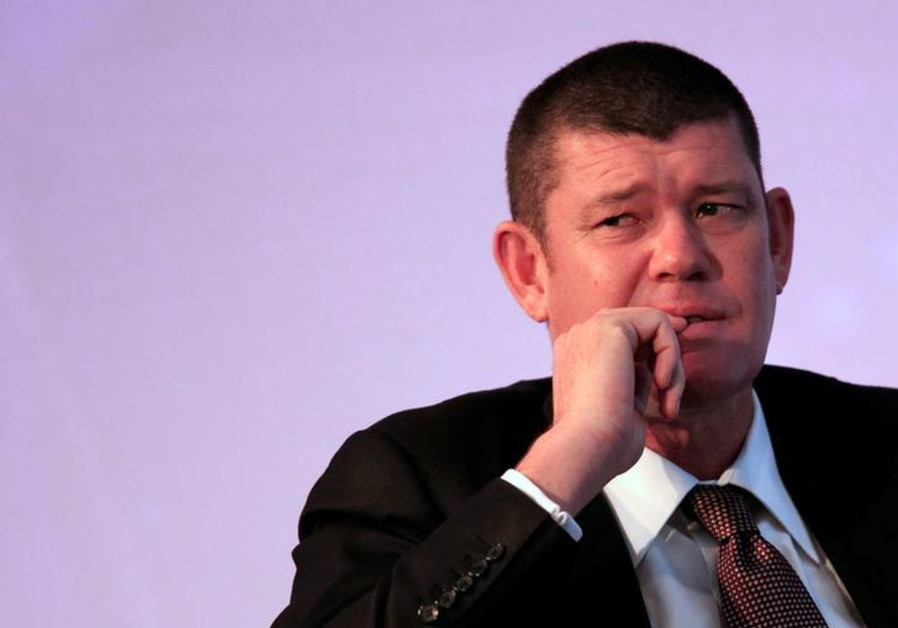 James Packer from Netanyahu probe quits casino board, cites mental illness