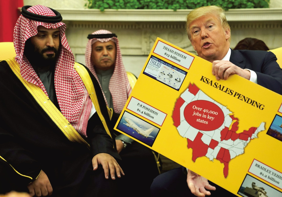 Trump and Saudis Engaged in Nuclear Talks