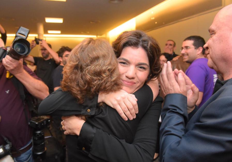 Meretz voters elect Tamar Zandberg as new leader