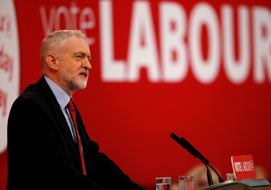 Britain's Labour Party accused of censoring antisemitic material