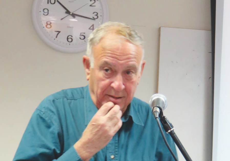 Professor Danny Pfeffermann. (Credit: Judy  Siegel-Itzkovich)