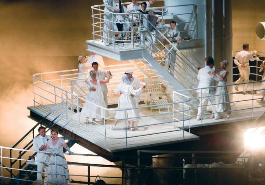 The Israeli Opera and choir come to terms