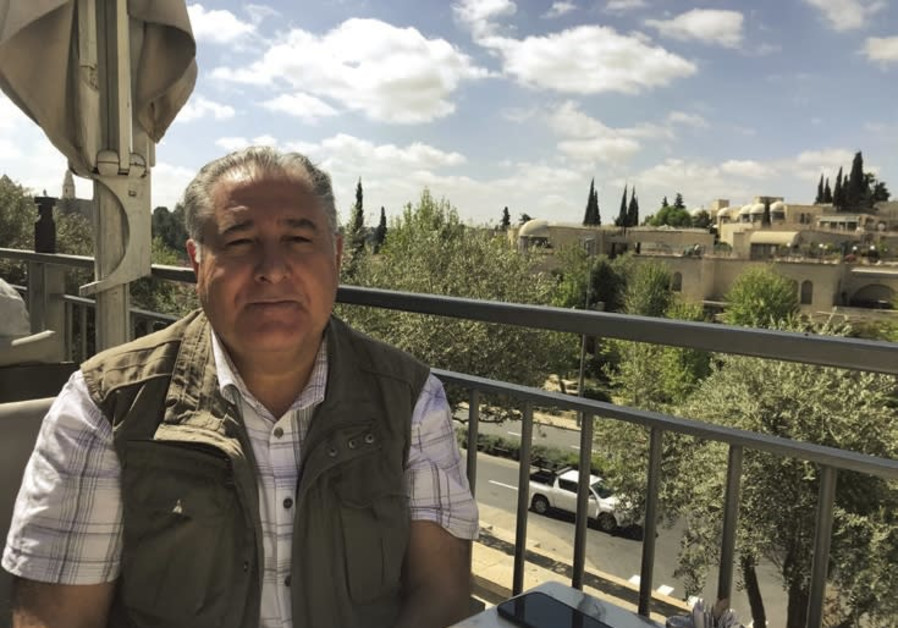 Kamal Sido, the Middle East department director for the Society for Threatened Peoples