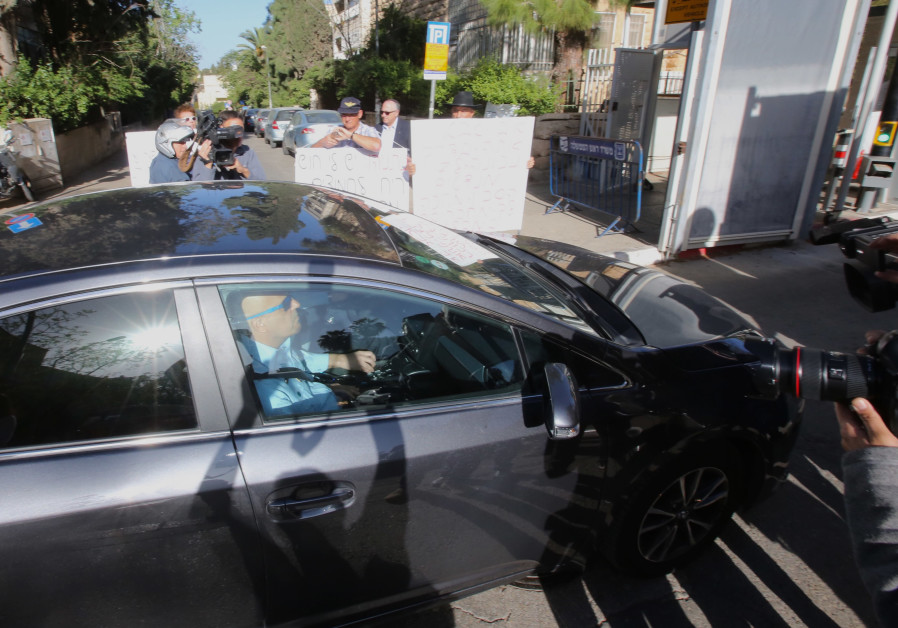 Police question Netanyahu for second time
