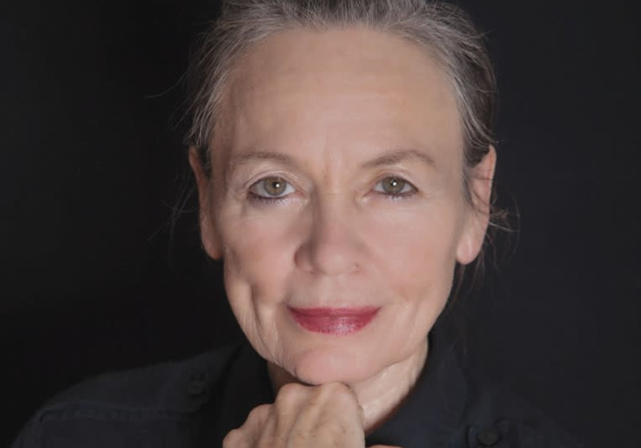 LANGUAGE OF the Future': American musician and performance artist Laurie Anderson.