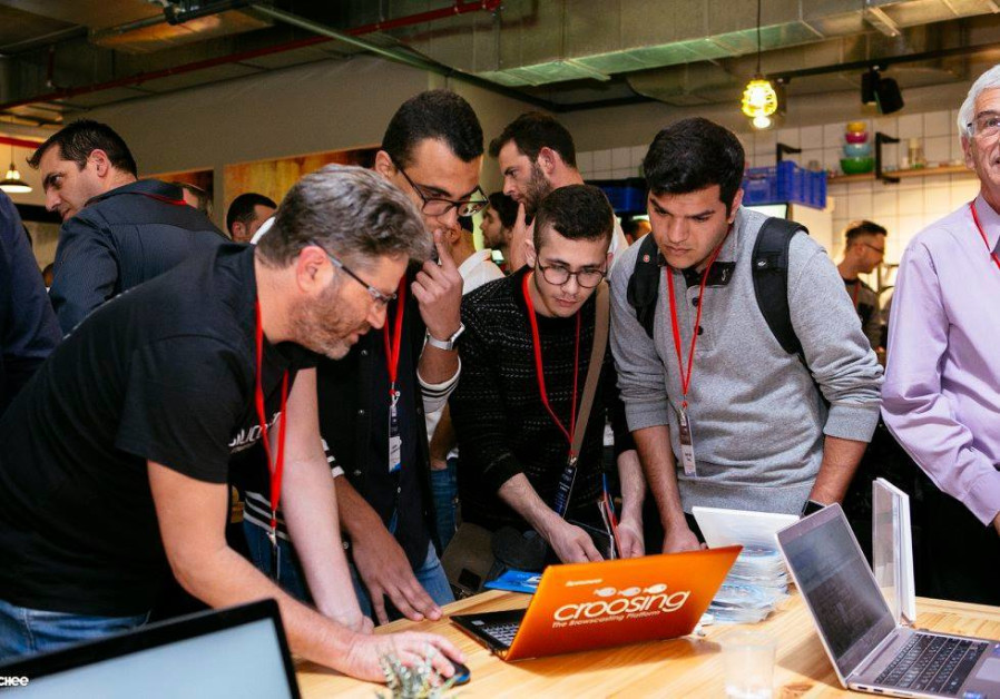 Students at Ben Gurion University compete in the SilicoNegevBGU competition