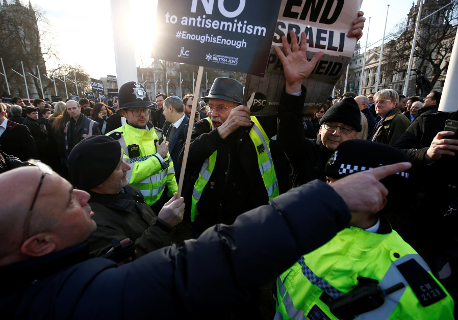 UK Jews slam antisemitism in Labour: Words no longer enough, action needed