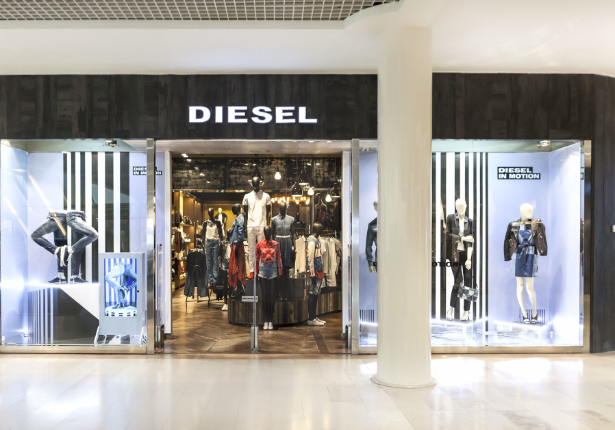 sports shoes d8a72 388e2 Diesel cracks down on online counterfeit clothing sales ...