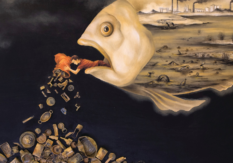 Artwork by Dudi Shamai