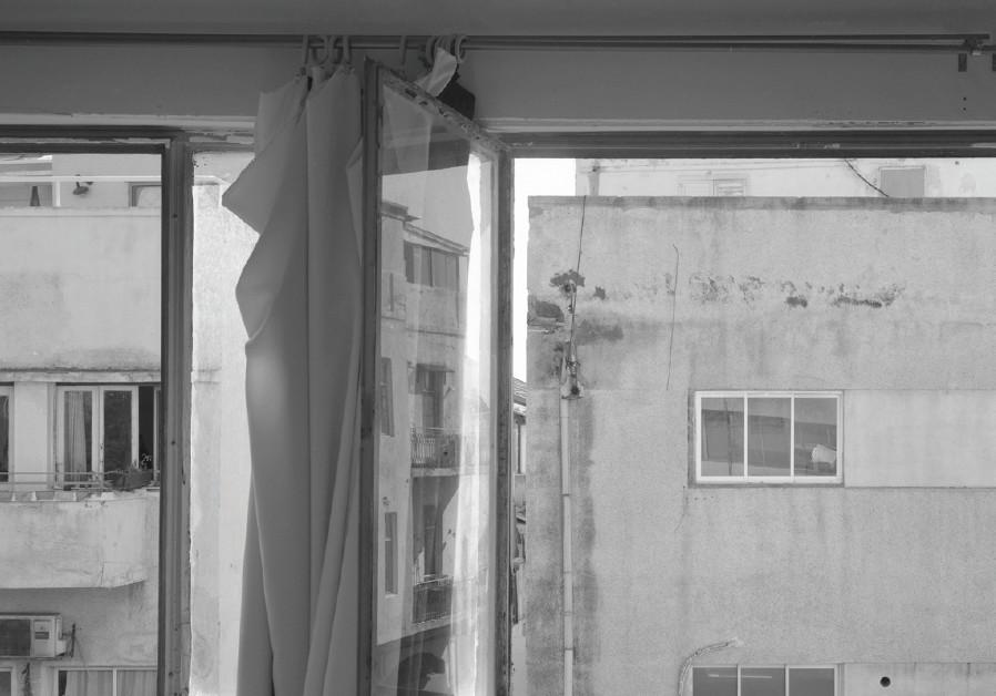 'Studio Window'– Yannay's studio window brings the outside indoors, and vice versa