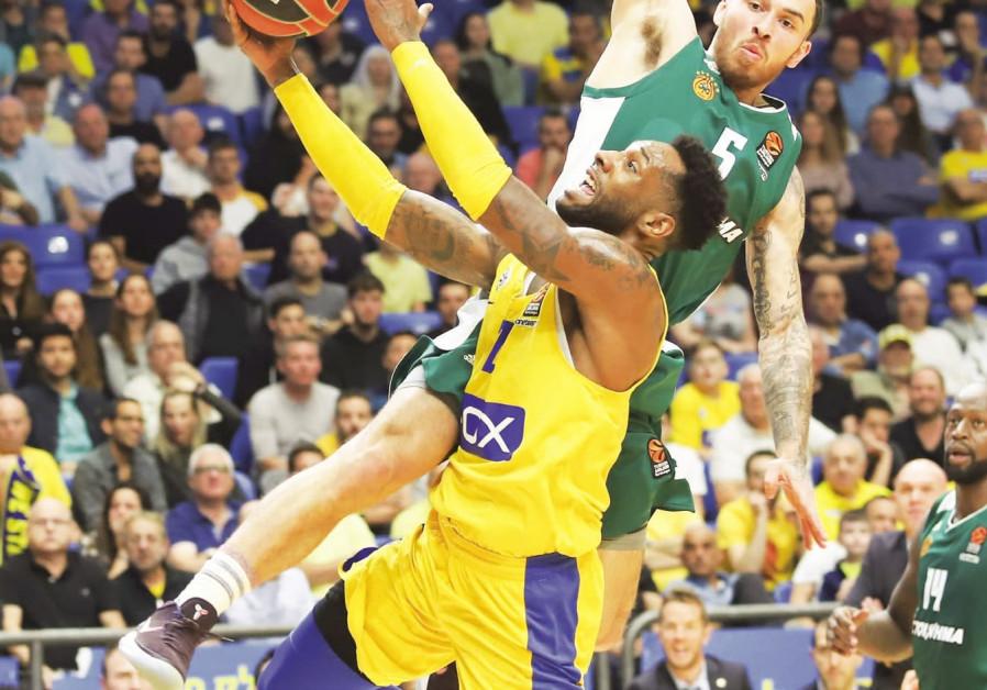 Maccabi Tel Aviv looks to snap out of slump