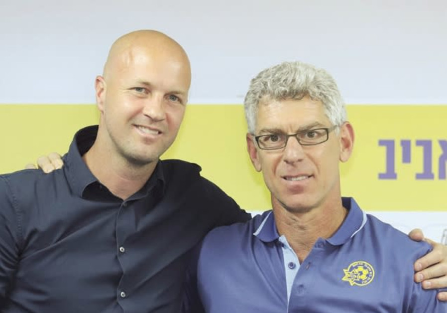 Goldhar, Mac TA embrace challenge of replacing Cruyff