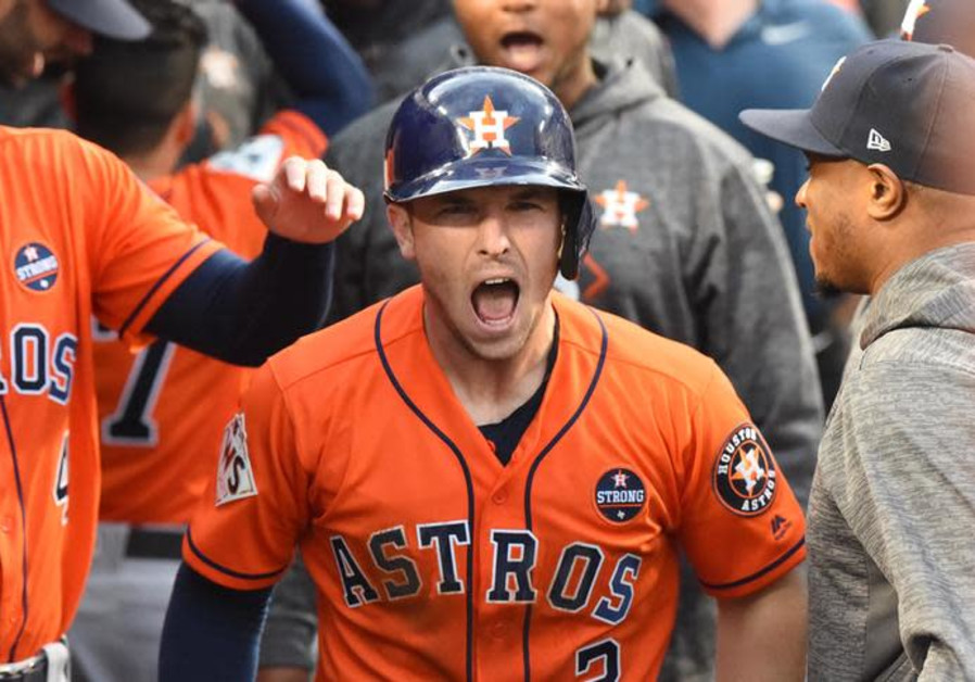 best service 203ce db194 Alex Bregman is baseball's next Jewish star - OMG ...