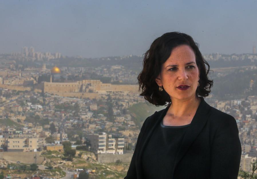 Member of Knesset Rachel Azaria