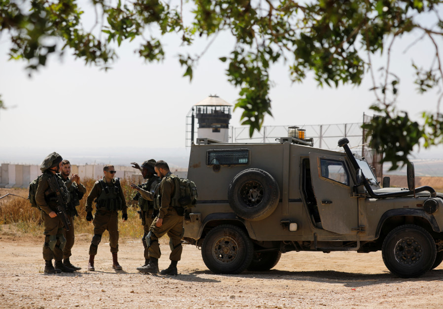 Palestinian shot dead in clashes with IDF along Gaza border