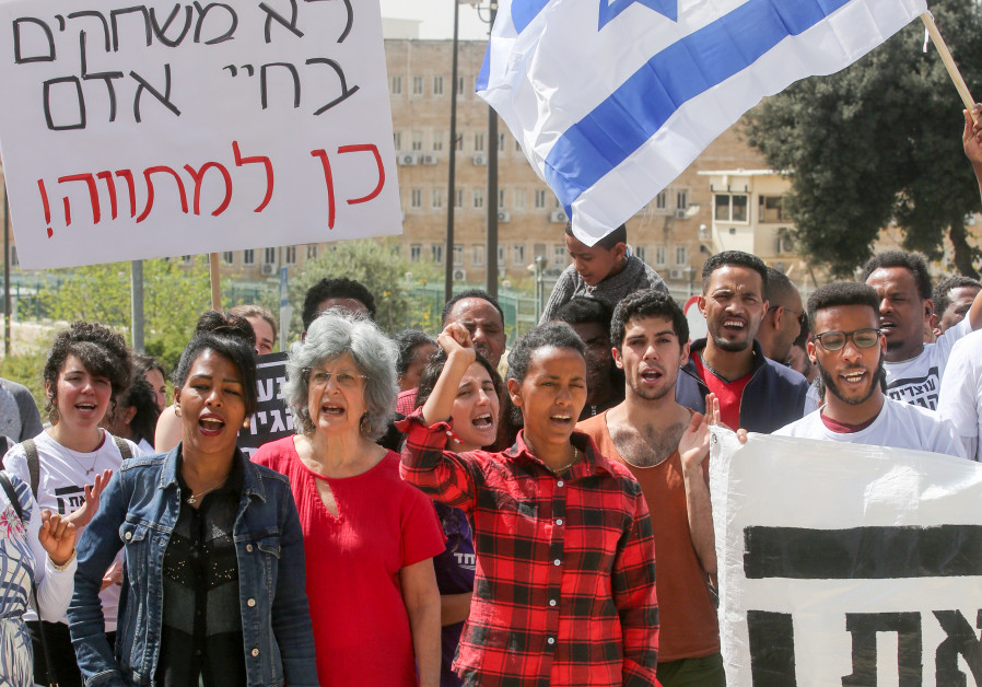 African migrants to Netanyahu: You are playing with our lives