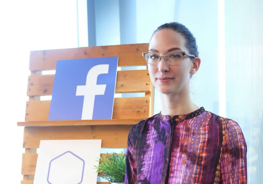 Counter-terrorism expert Dr. Erin Saltman, who helps review questionable Facebook pages and posts