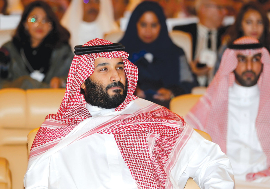 NO HOLDS BARRED: Is the Saudi crown prince becoming a friend of Israel?